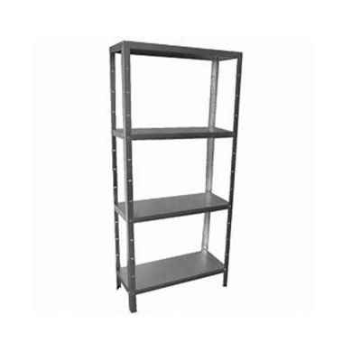Stainless steel shelving unit - 850mm