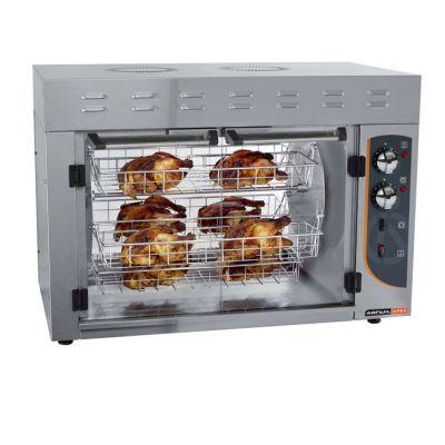 16 Bird chicken griller - Anvil