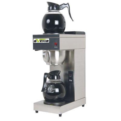 Coffee machine with 2 jugs - Avenia