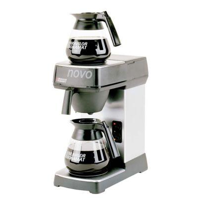 Coffee machine with 2 jugs - Bravilor