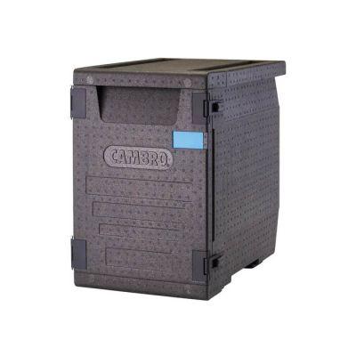Frontloading food pan carrier gobox - 86Lt