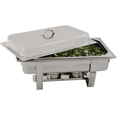 Rectangular chafing dish - 7.5Lt