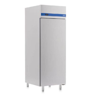 Upright single door refrigerator