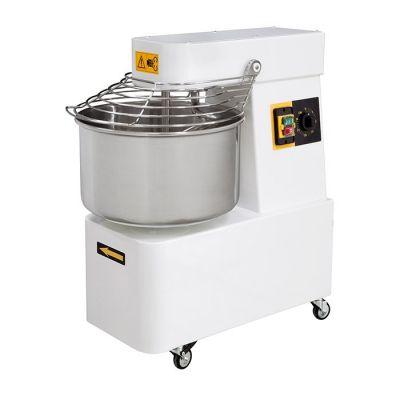Spiral dough mixer - 30Lt, floor standing