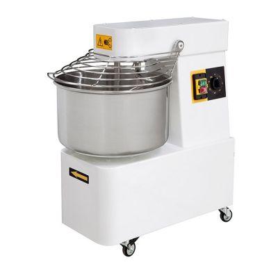 Spiral dough mixer - 50Lt, floor standing
