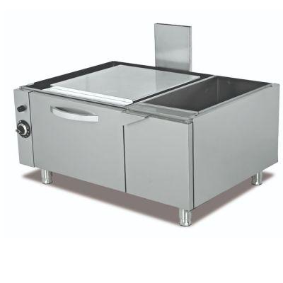 Modular electric oven