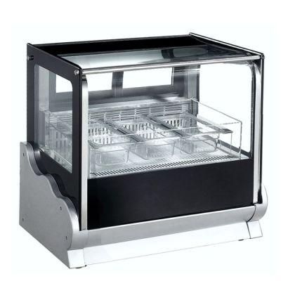 Ice cream scoop freezer - table model