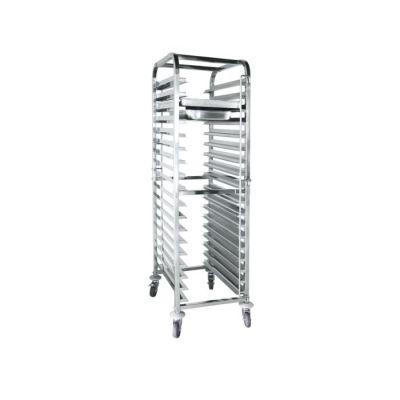 18 Tier multifunction rack trolley