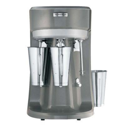 Triple head milkshake machine