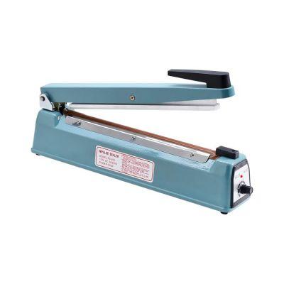 Heat sealing machine with 200mm sealing bar