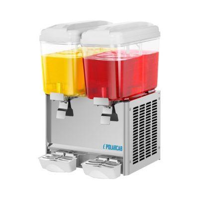 Juice dispenser - 2 x 12Lt