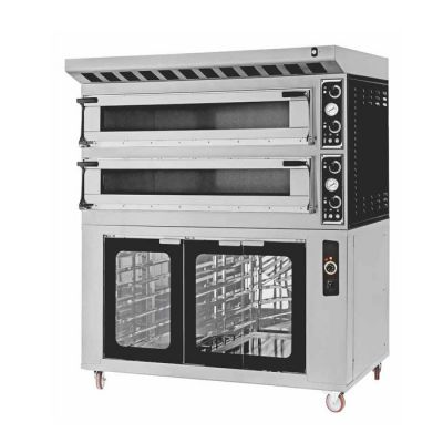 Proover deck oven