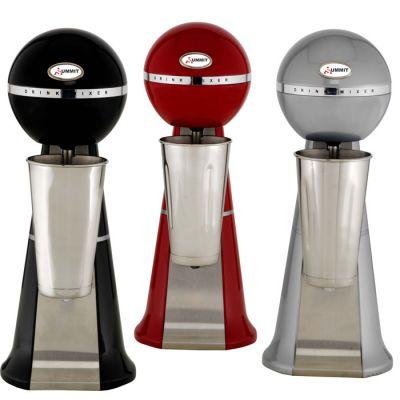 Single head milkshake machine - red
