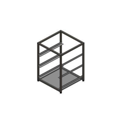 Understorage basket rack - (2x3)